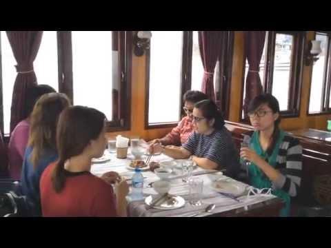 ฮาลองเบย์ เวียดนาม 04-04-2015