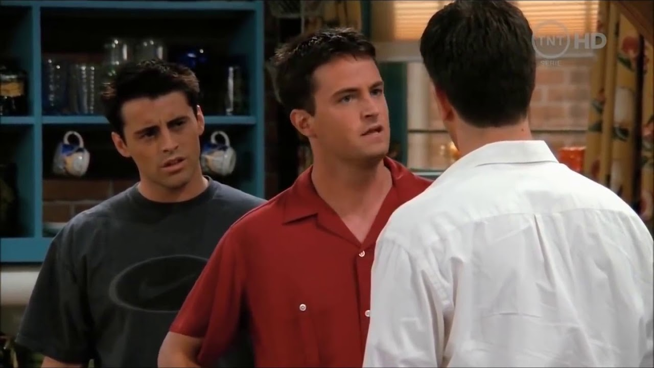 Download Top 20 Funniest Friends Moments