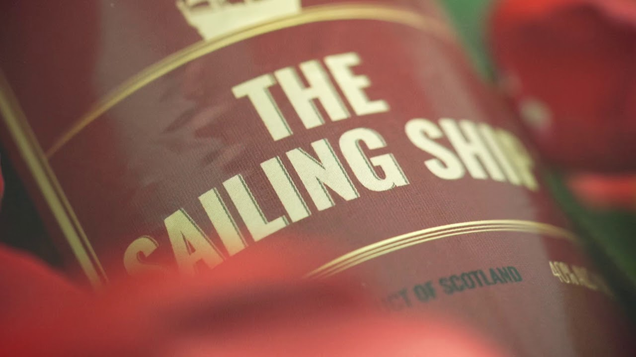 The Sailing Ship Commercial
