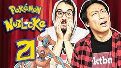 Noch schwerer: Jetzt beginnt Nuzlocke | Pokémon Nuzlocke Challenge #21 mit Ilyass & Viet
