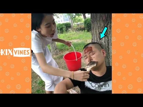 Funny videos 2018 ✦ Funny pranks try not to laugh challenge P12