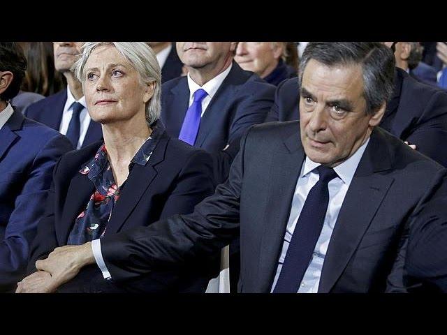 Супруге Франсуа Фийона Пенелопе предъявлены обвинения в фиктивном трудоустройстве