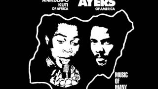 fela kuti roy ayers africa center of the world