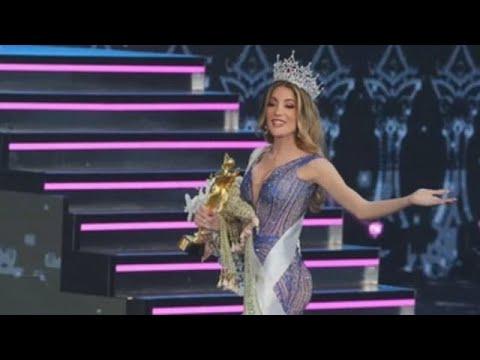 Una transexual mexicana es proclamada Miss International Queen en Tailandia
