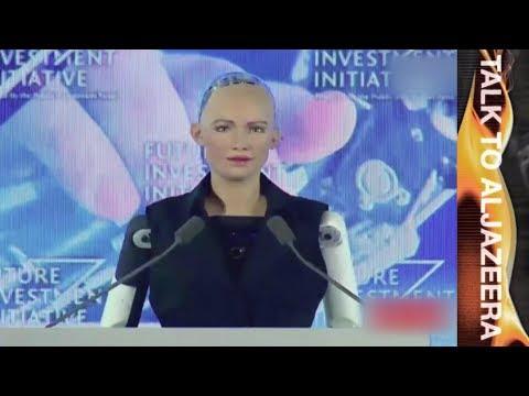 Al Jazeera English: When algorithms discriminate: Robotics, AI and ethics - Talk to Al Jazeera