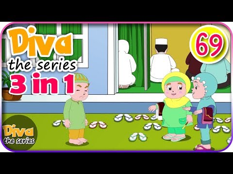 Seri Diva 3 In 1 | Kompilasi 3 Episode ~ Bagian 69 | Diva The Series Official