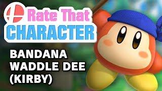 Bandana Waddle Dee - Rate That Character