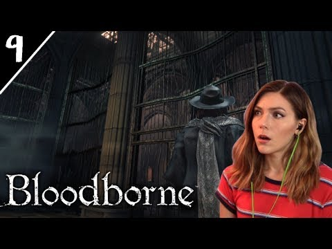 This Is Getting Creepy! | Bloodborne Pt. 9 | Marz Plays