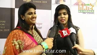 Chennai Fashion Contest Junior  - 2019