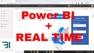 REAL TIME Reports in Power BI