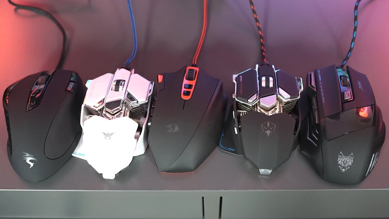 gaming mouse under 30