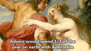 THE LEGEND OF APHRODITE AND ADONIS-PERIFERIAKO GYMNASIO PERA CHORIOU-NISOU, CYPRUS