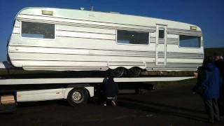 Roma Touring Caravan