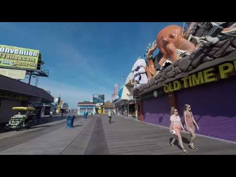 Wildwood N J  Boardwalk July 2016 900mp4