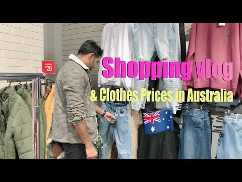 Clothes Prices In Australia 🇦🇺