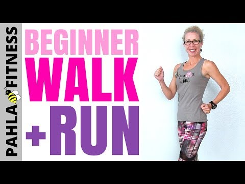WALK + RUN for BEGINNERS | 30 Minute (2 Mile) INDOOR WALKING Podcast | Where Will Running Take YOU?