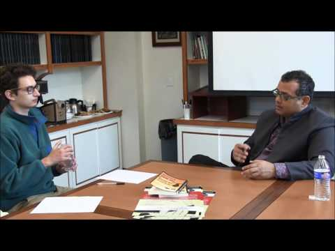 Interview with Dr. Vijay Prashad