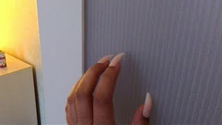 [ASMR] Tapping Around The Room No Talking