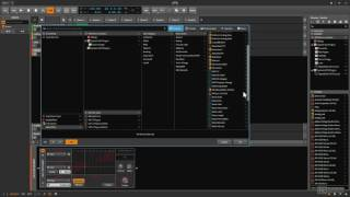Bitwig Studio 2 301: Exploring CVs and MIDI - 11. Sequencing a CV Instrument