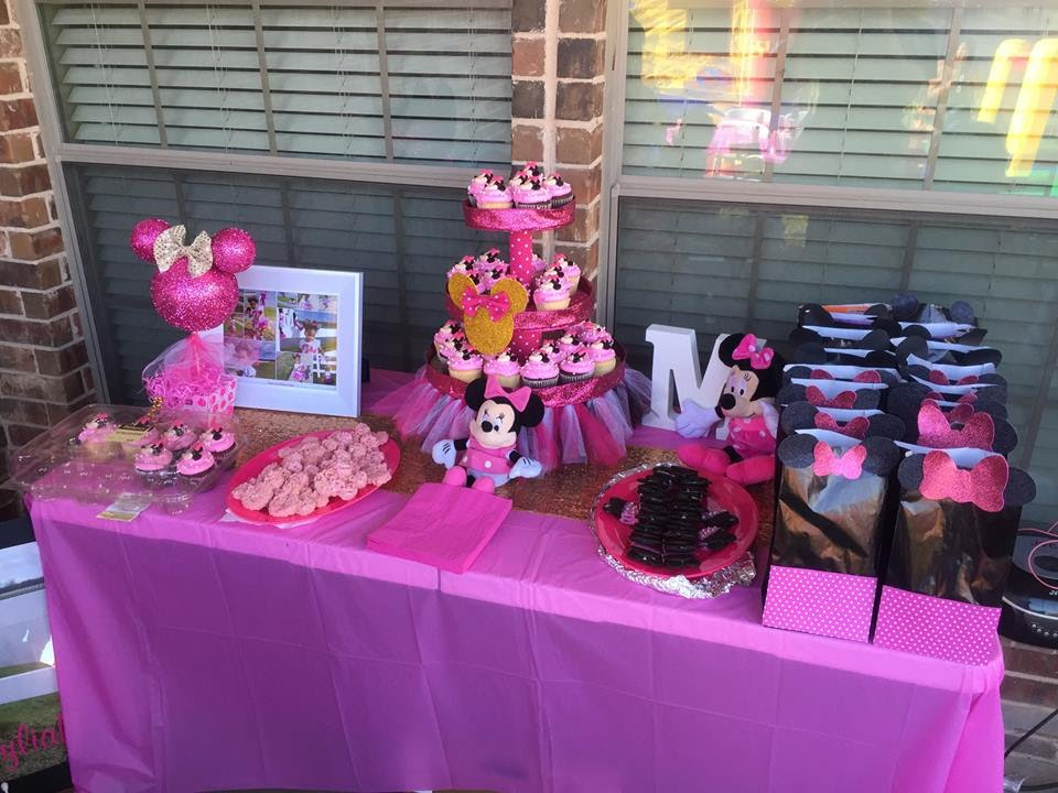 Minnie Mouse Party Ideas Youtube