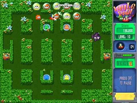 IgglePop gameplay chp 1 lvl 10