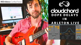 Dope Delays in Ableton Live!
