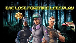 The Lost Fortnite Let's play thumbnail