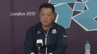 「選手を信じる」真鍋監督 バレー女子、韓国と3決へ