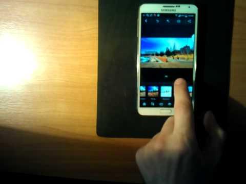 Пресс фото Samsung Galaxy Note 8 меньше рамок, больше
