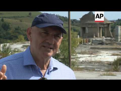 Investors are returning to Bosnia's mines