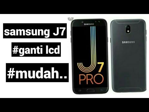 CARA GANTI LCD Samsung J7 Core..MUDAHH
