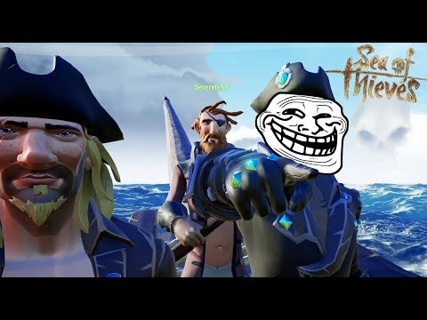 EL MAYOR TROLLEO EN SEA OF THIEVES XDD - Nexxuz