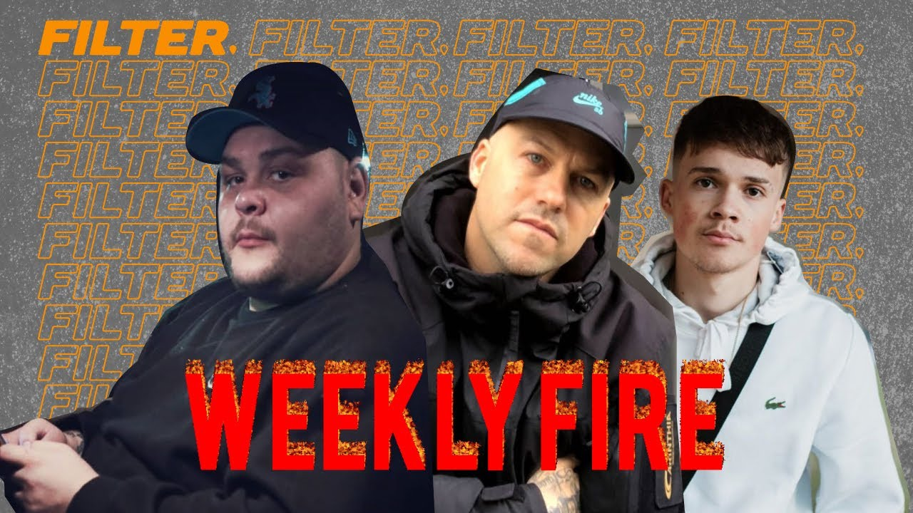 WEEKLY FIRE: GRAVY BABY, TORNTS, MA RATED