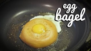 Video HEALTHY BREAKFASTS | Egg Cooked In a Bagel download MP3, 3GP, MP4, WEBM, AVI, FLV Agustus 2018