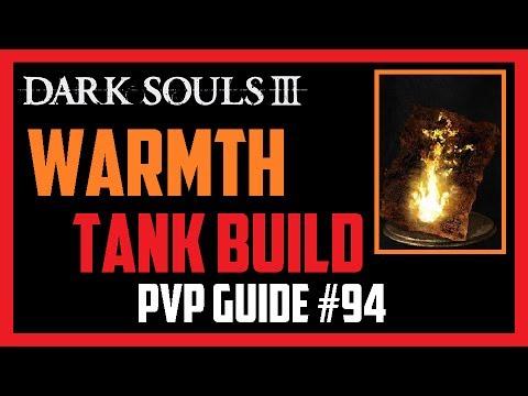 Dark Souls 3 - Warmth & Old King's Great Hammer [v3] - PVP Guide #94
