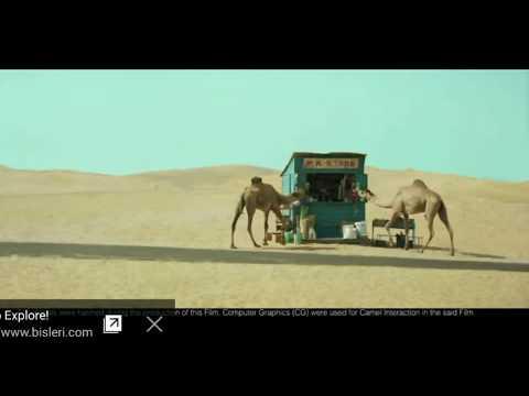 Bisleri Funny Ad - Bisleri Camel Ad