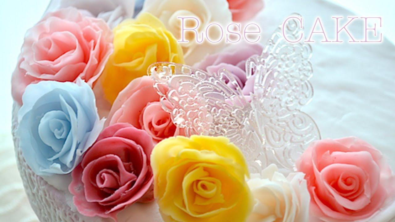 大人女子に人気!軽量粘土で作るリアルなバラの花の作り方♡