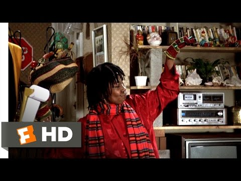 Jumpin' Jack Flash (1/5) Movie CLIP - Deciphering Mick Jagger (1986) HD