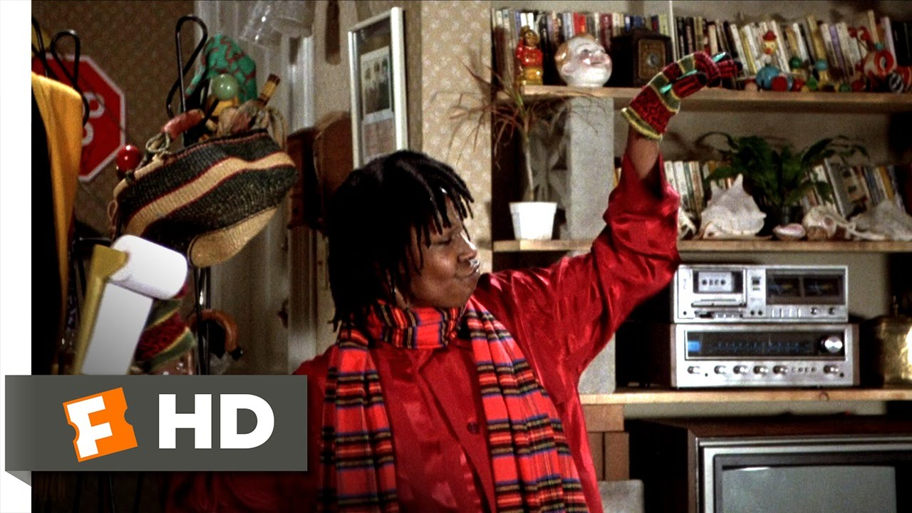 Jumpin Jack Flash 15 Movie CLIP Deciphering Mick