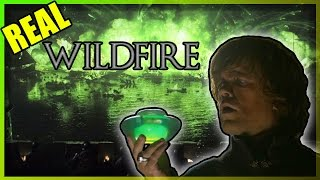 Make Wildfire (Trimethyl Borate) from Game of Thrones