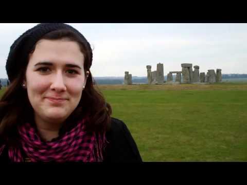 Carly Boyle  Stonehenge Tour Guide