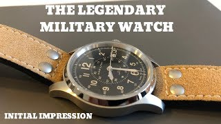 This Famous Swiss-American War-Watch is Great and Only $400