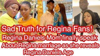 Regina Daniels Mother finally Speak on why Regina married Ned Nwoko As she Reveals Regina Real Age