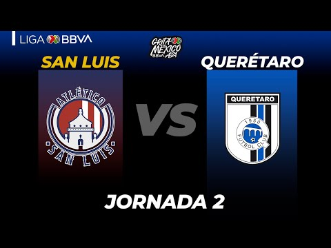 San Luis G.B. Queretaro Goals And Highlights