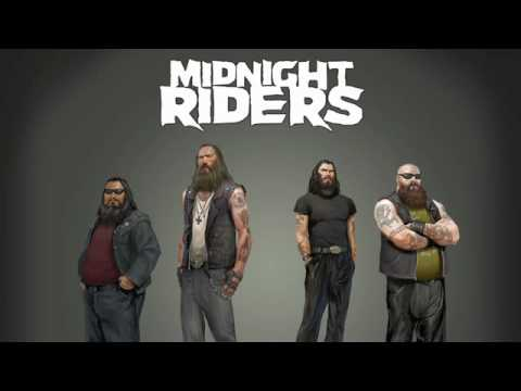 Midnight Riders - One Bad Man