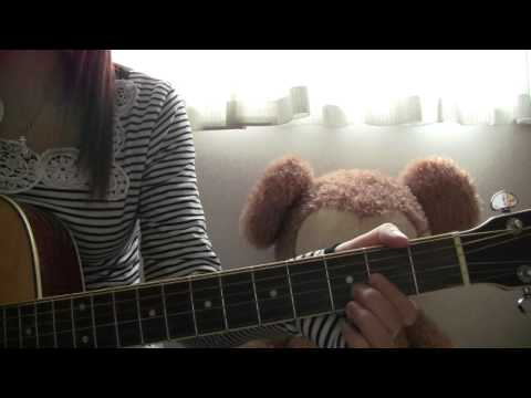 YUI I Remember You 弾き語り/cover