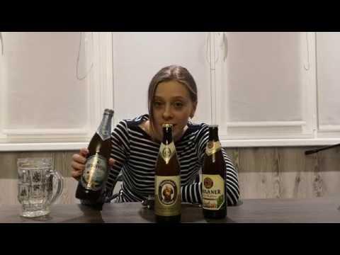 Какое нефильтрованное пиво лучшее? Сравнение и дегустация Franziskaner, Liebenweiss и Paulaner