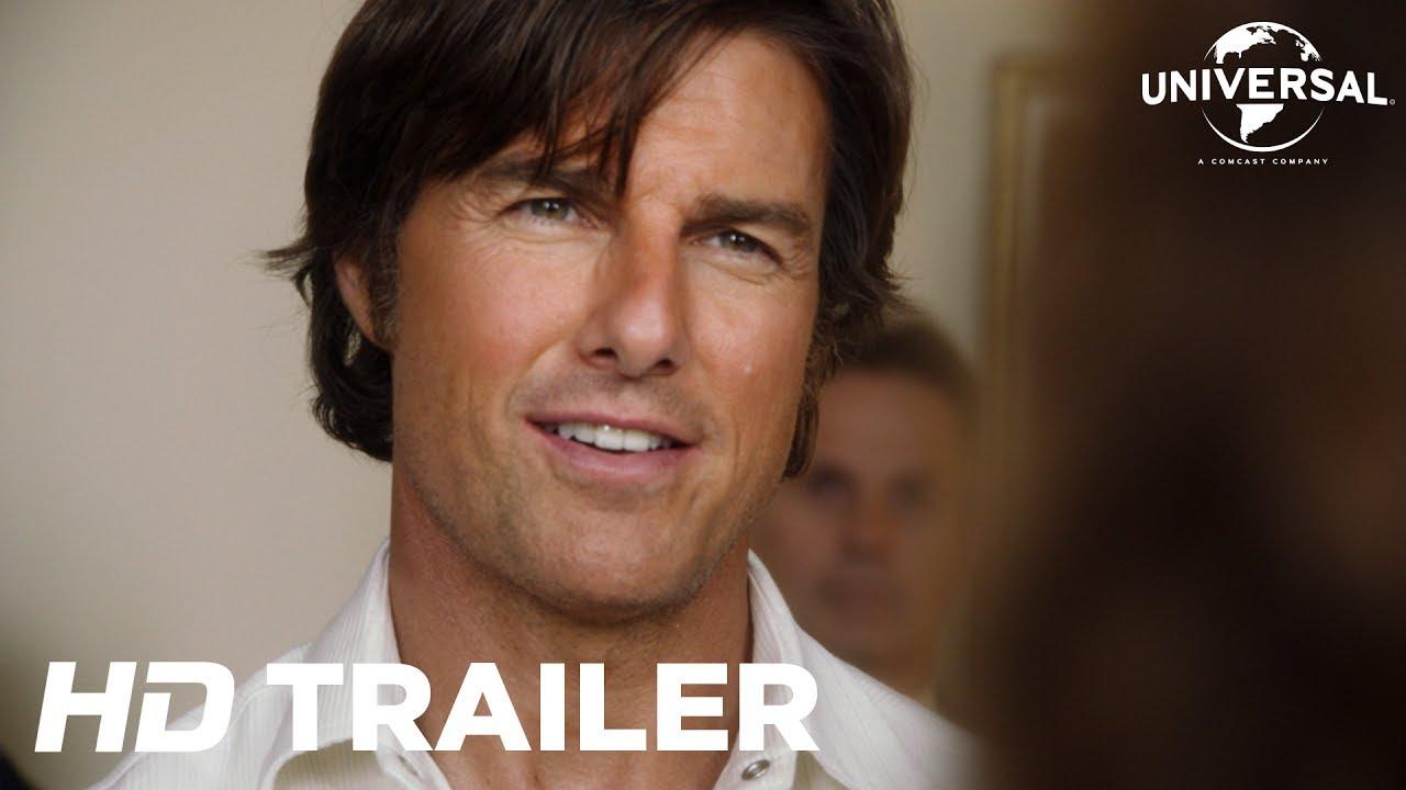 BARRY SEAL - UNA STORIA AMERICANA con Tom Cruise - Trailer italiano ufficiale