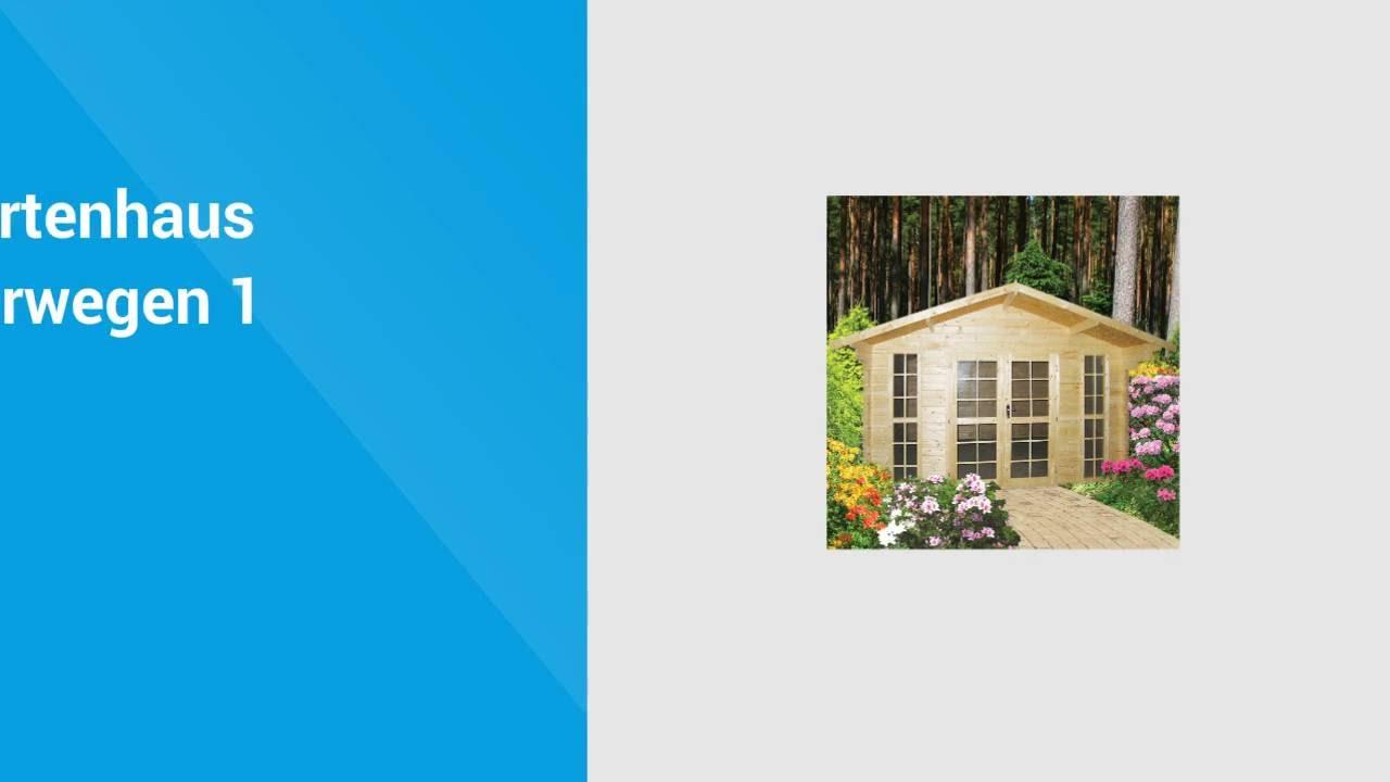 Gartenhaus Norwegen 1 Von Www Gartenhaus King De Dem Onlineprofi