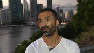 Rencontre en Australie avec le joueur Fahid Ben Khalfallah